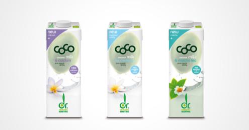 Cocomilch neue Sorten