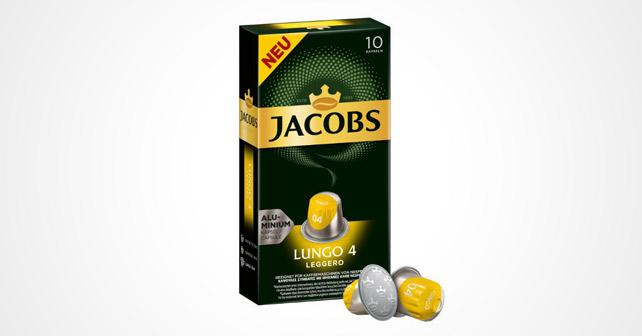 Jacobs Lungo4Leggero
