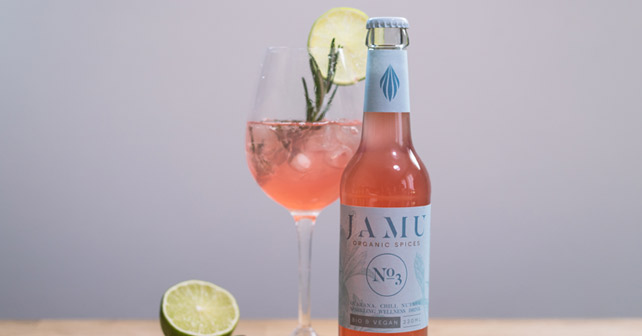 Jamu Cocktail