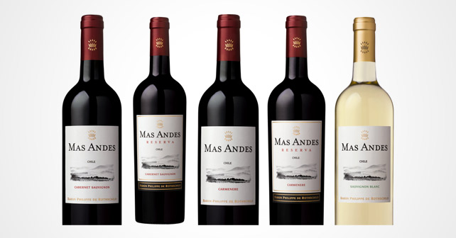 Mas Andes Promotion