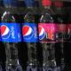 Pepsi Recyceltes Plastik