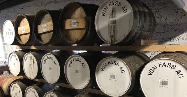 Whiskytasting VomFass