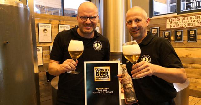 World Beer awards Inselbrauerei