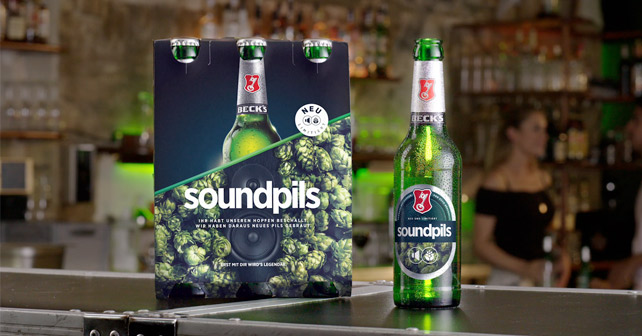 Beck's Soundpils