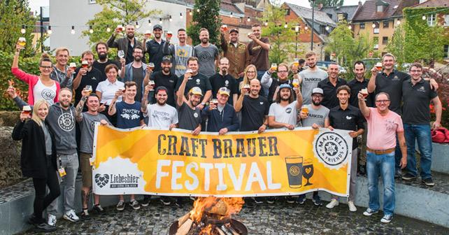 CRAFT BRAUER FESTIVAL 2018