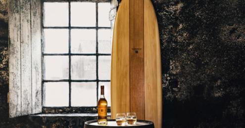 Glenmorangie Surfbretter