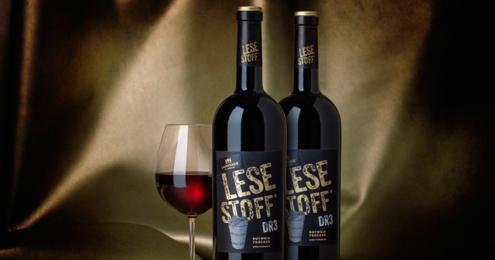 LESESTOFF® DR3 Rotwein Cuvée trocken