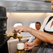 Lufthansa Oktoberfest Bier 2018