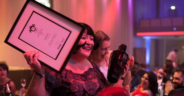 MIXOLOGY Bar Awards 2018 Bettina Kupsa
