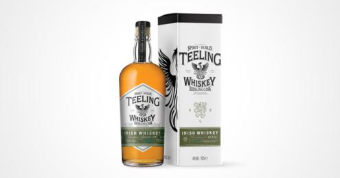 Teeling Whiskey Riesling Cask