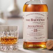 The Balvenie DoubleWood 25 years