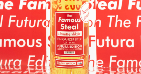 The Famous Steal FUTURA EDITION