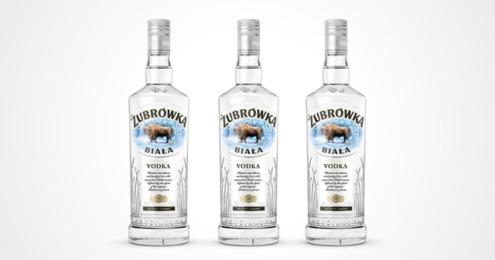 Zubrowka Biala Vodka