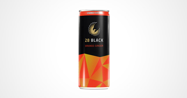 28 BLACK Orange-Ginger