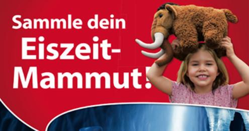 EiszeitQuelle Mammut