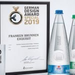 German Design Award Franken Brunnen