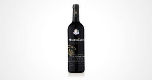 Mouton Cadet special edition