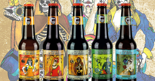 """Day of the Dead""-Craftbier"