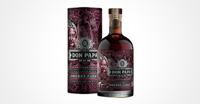 Don Papa Rum Sherry Cask
