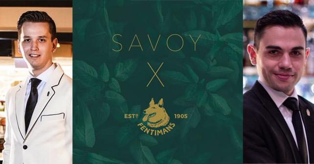 Fentimans Savoy