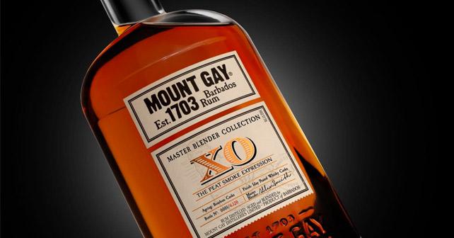 "Mount Gay XO ""The Peat Smoke Expression"""