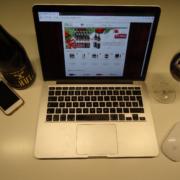 Ein Jahr Wuerttemberger Wein