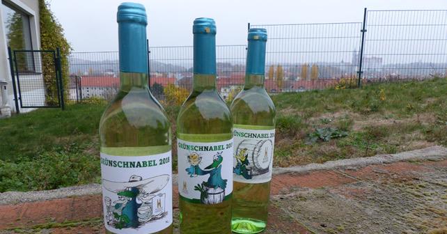 Gruenschnabel Wein