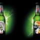 Beck's Green Label Flaschen