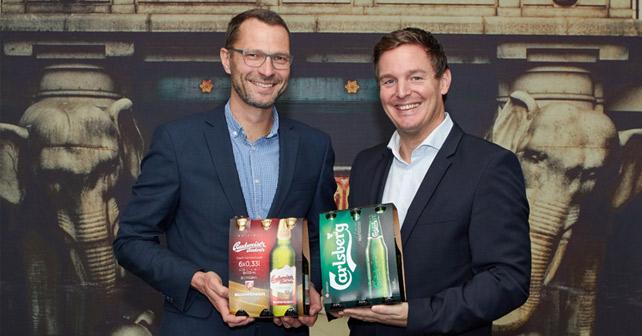Budweiser Budvar Carlsberg Schleusner Kemper