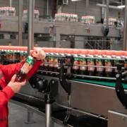 Coca-Cola CCEP Produktion