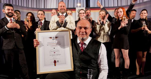 DBU Cocktail-Meisterschaft 2018 Thorsten Spuhn