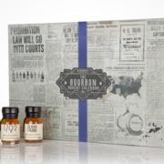 Drinks by the Dram Adventskalender Bourbon 2018