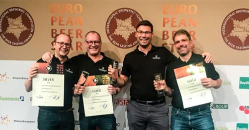 European Beer Star 2018 BraufactuM