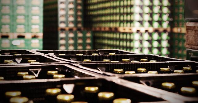 Getränkemarkt Kisten