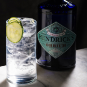 Hendrick' Gin Orbium