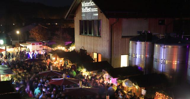 LANTENHAMMER Winterliches Hoffest 2018