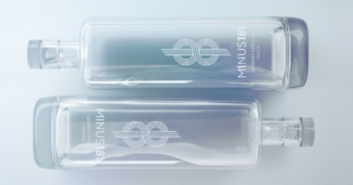 MINUS 181 Flaschen