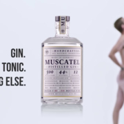 Muscatel Gin Joko Winterscheidt naked