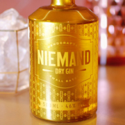 Niemand Dry Gin Gold Edition 2018
