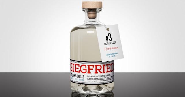 Siegfried Gin Distiller's Cut #3