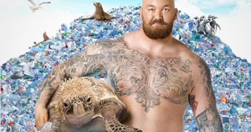 SodaStream Thor Bjornsson Schildkröte