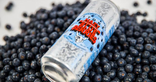 Stone Brew Hazy Blueberries