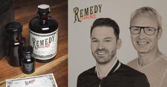 Teaser Remedy Spiced Rum
