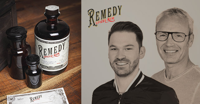Teaser Remedy Spiced Rum