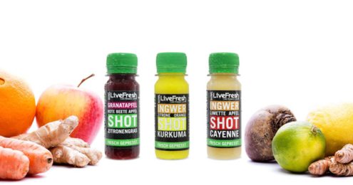 Livefresh Shot