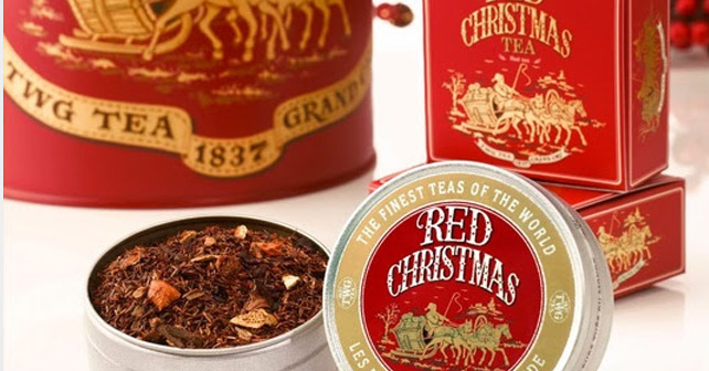ed Christmas Tea