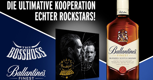 Ballantine's The BossHoss