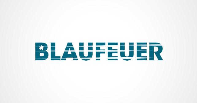 Blaufeuer Logo