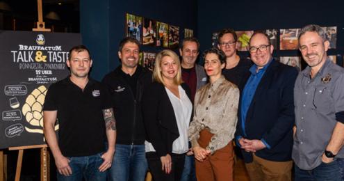 BraufactuM Talk & Taste 2018