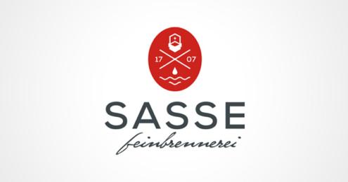 Feinbrennerei Sasse Logo
